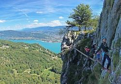 Via Ferrata du Cornillon